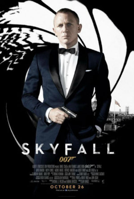 New SKYFALL Promo Reminds The License Is To Kill