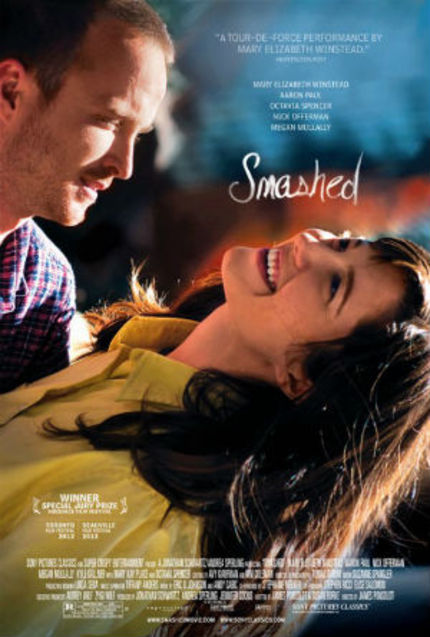 Review: SMASHED Offers a Sobering Look at a Young Alcoholic