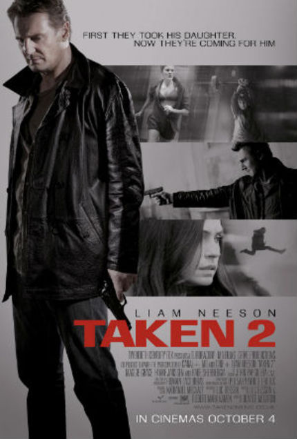 Opening: TAKEN 2 Stands Ready to Take Your Money
