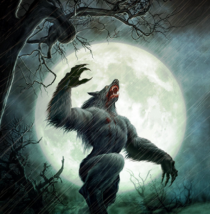 Halloween Horror Primers: The Werewolves Attack