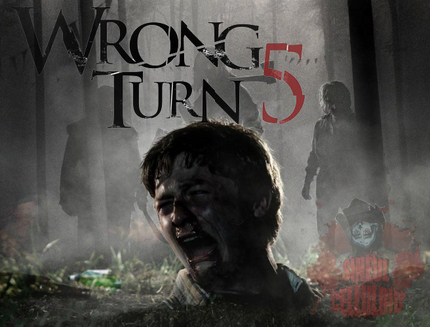 One WRONG TURN Deserves Another! Horror Icon Doug Bradley Speaks About   WT5!