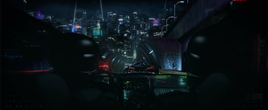 The Future Is Teased In Our First Look At Indie Sci-Fi 2088