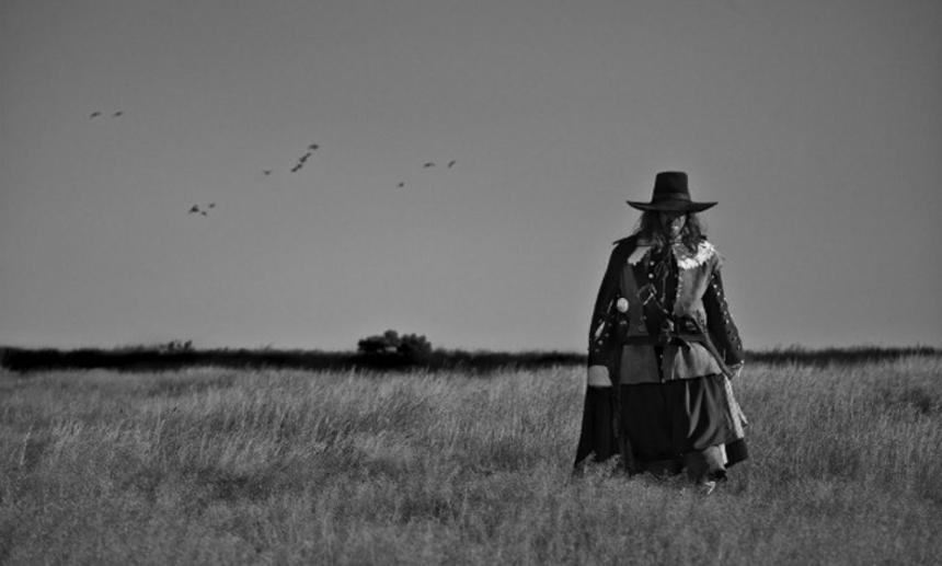 First Shot From Ben Wheatley's A FIELD IN ENGLAND Features Exactly That