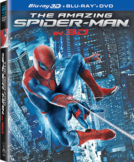 Blu-ray Review: THE AMAZING SPIDER-MAN 3D Is A Visually Pleasing Thematic Muddle