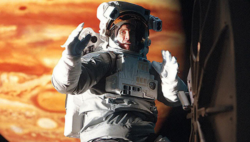 Sharlto Copley Orbits Jupiter In THE EUROPA REPORT