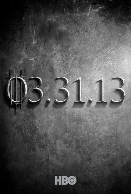 GAME OF THRONES Series Three Teased
