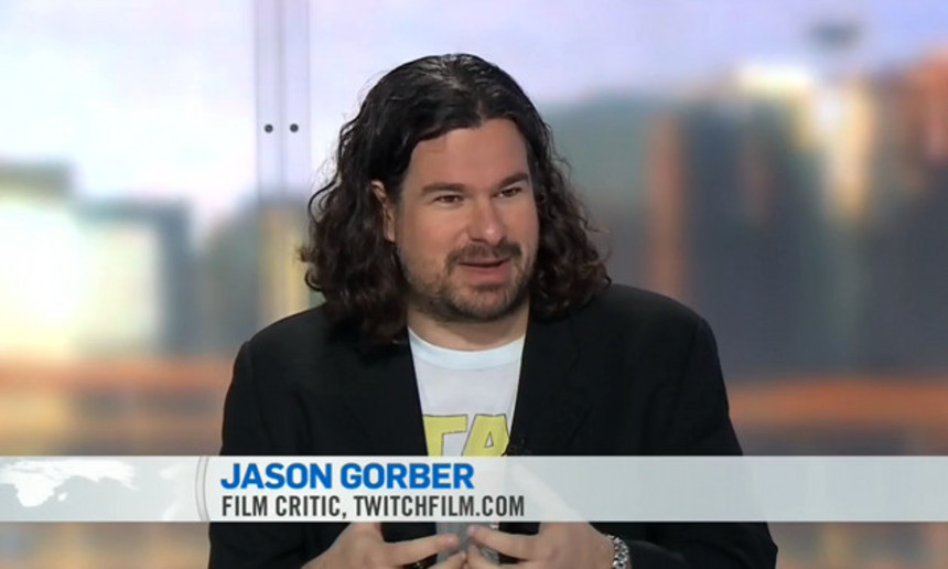 Look At That Handsome Man! Jason Gorber Talks STAR WARS And Disney On Canadian Television