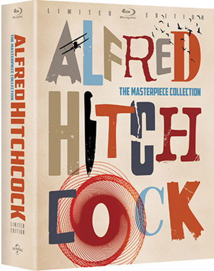 Now on Blu-ray: Spending Time With the Master With Universal's ALFRED HITCHCOCK: THE MASTERPIECE COLLECTION