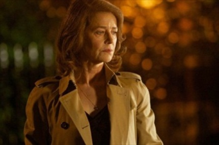 Charlotte Rampling Broods In A Trailer For I, ANNA