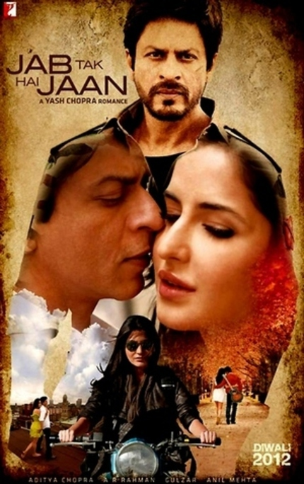 Review: JAB TAK HAI JAAN Jerks A Few Tears, Earns A Few Jeers, And Caps A Career