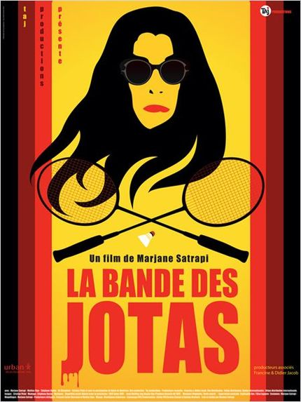 Suitcases, Badminton And Gangsters In Marjane Satrapi's LA BANDE DES JOTAS