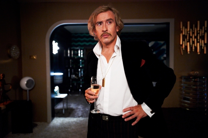 Steve Coogan Shows Off The Bachelor Pad In New THE LOOK OF LOVE Clip