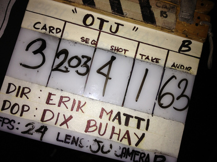 Erik Matti Launches Production of Long Awaited Crime Picture OTJ