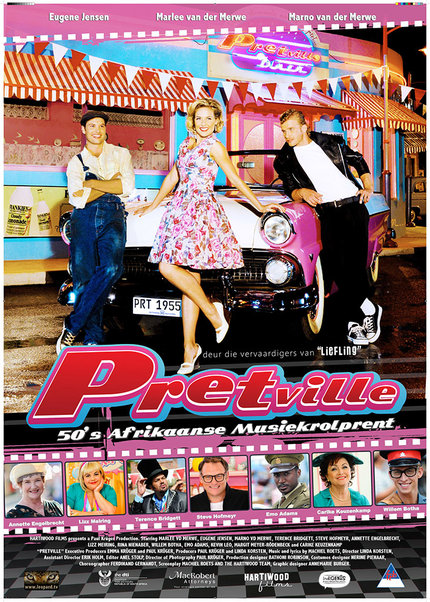 South Africa Gets Its GREASE On With Box Office Hit PRETVILLE