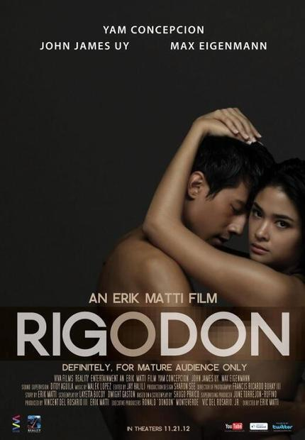 Erik Matti's Erotic Thriller RIGODON Promises A Bad End For All