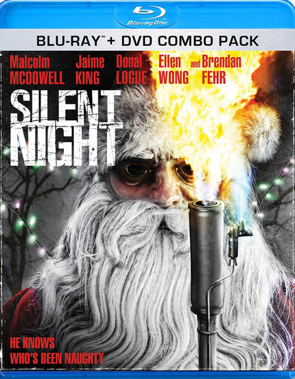 Win A DVD / Blu-ray Combo Pack Of Steven C Miller's SILENT NIGHT