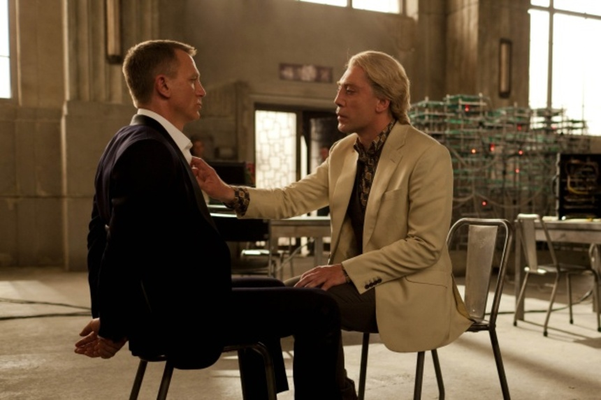 Have Your Say: SKYFALL Spoiled?