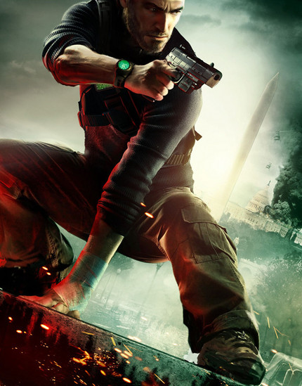 Tom Hardy Takes The Lead In TOM CLANCY'S SPLINTER CELL