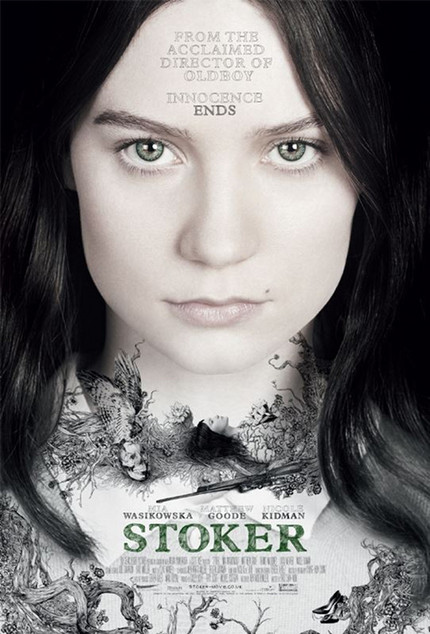 Innocence Ends With New Character Poster For Park Chan-wook's STOKER