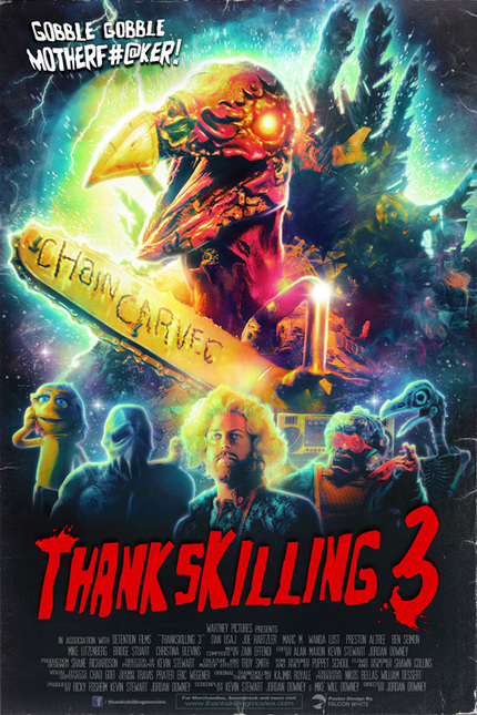 Poultry Versus Poultry In 16 Bit Fight To The Death! Watch A THANKSKILLING 3 Clip!