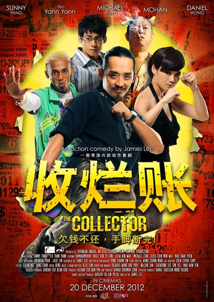 Second Trailer For James Lee's Action Comedy THE COLLECTOR