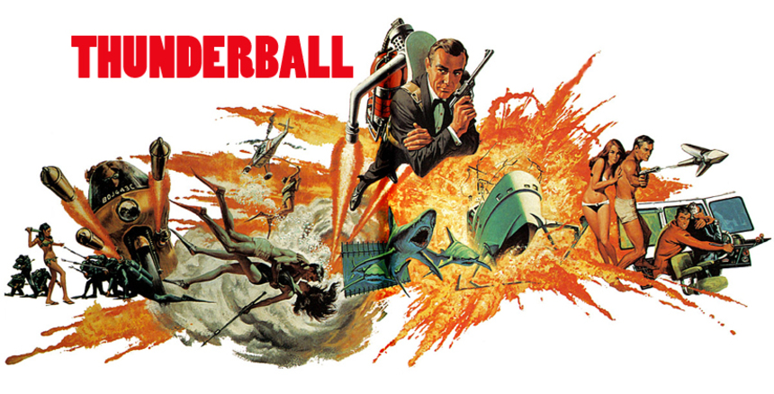 Twitch in Bondage: The Kids Talk THUNDERBALL
