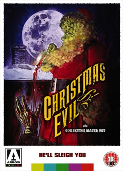 DVD Review: CHRISTMAS EVIL Isn't Quite What You'd Expect