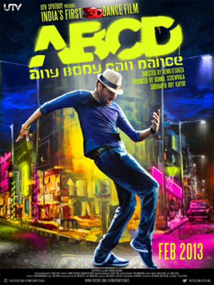 Benny Lava Saves The Rec Center In ANYBODY CAN DANCE 3D Trailer. Prabhu Deva Headlines India's First 3D Dance Movie!