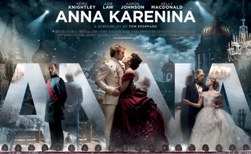 Counterpoint Review: ANNA KARENINA is A Brilliant Adaptation by One of Cinema's Finest