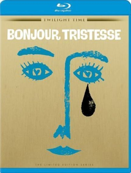 Blu-ray Review: BONJOUR TRISTESSE (Twilight Time Limited Edition)