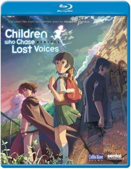 Blu-ray Review: CHILDREN WHO CHASE LOST VOICES (Sentai Filmworks)
