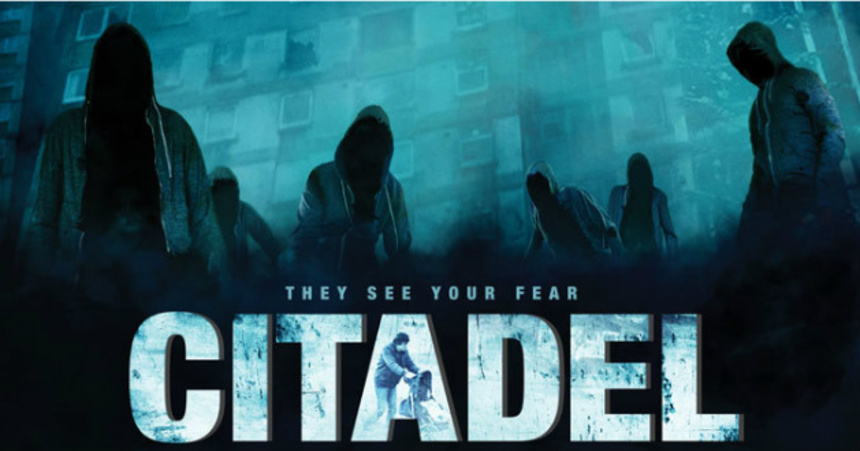 "Director Ciaran Foy on CITADEL: ""In My Scared-Shitless Head, I Just Wanted to Get Rid of Them."""