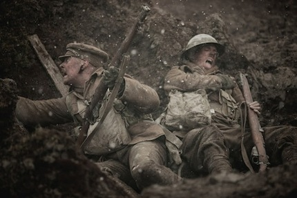 Short Film, Short Review: WWI Set COWARD Makes A Strong Case For Old Fashioned Sentiment
