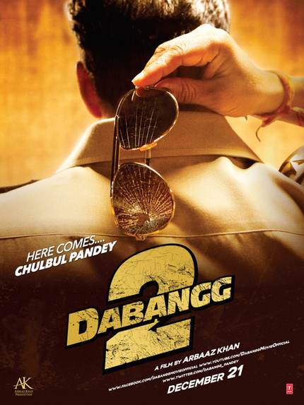 Looks Like Somebody's Gettin' Smacked In The New DABANGG 2 Trailer!