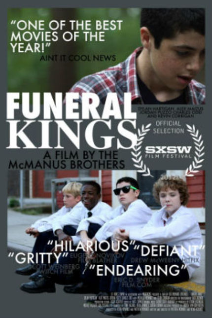 Weinberg Reviews FUNERAL KINGS, a Funny, Foulmouthed, Yet Humane Tale