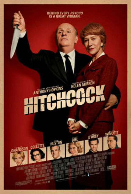 Review: HITCHCOCK and Helen Mirren Make Alma Reville a Star