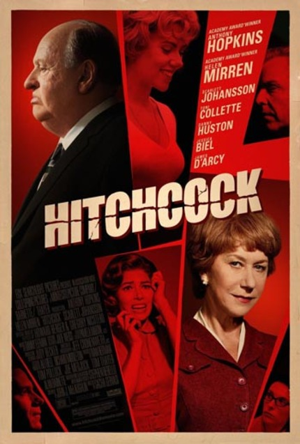 Hopkins And Mirren Chew The Scenery (And Toast) In New HITCHCOCK Clip