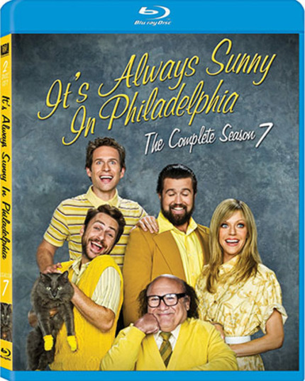 Blu-ray Review: IT'S ALWAYS SUNNY IN PHILADELPHIA S.7 - The Gang Runs Out of Steam, Gets Brilliant Again