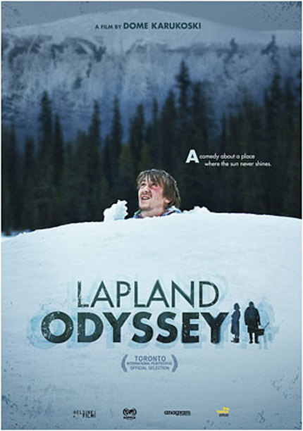 Exclusive! Artsploitation Bringing LAPLAND ODYSSEY To The US On January 8