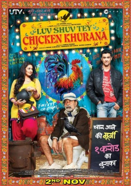 Review: LUV SHUV TEY CHICKEN KHURANA, Stop Me If You've Heard This One Before...