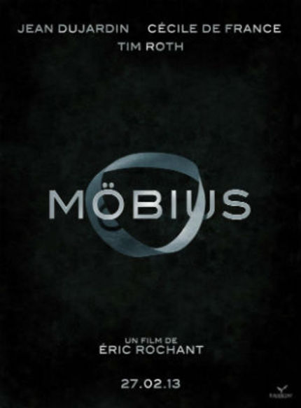 MOBIUS Teases Jean Dujardin Thrills With a Heavy Hand