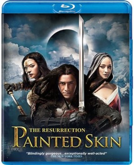 Blu-ray Review: PAINTED SKIN: THE RESURRECTION (Well Go USA)