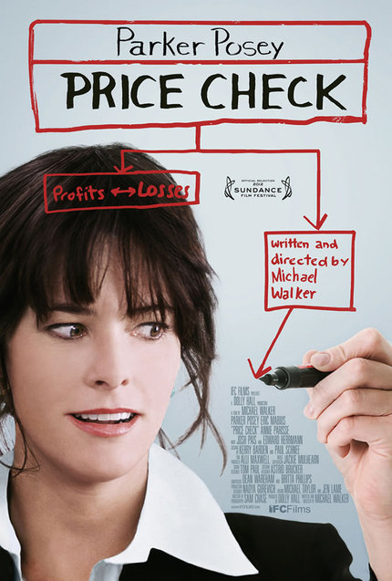 Review: PRICE CHECK With Parker Posey Is A Snoozy of a Movie