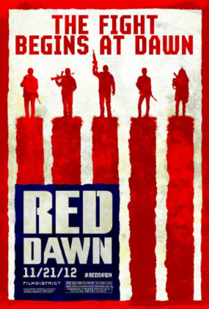 Review: RED DAWN is Young, Dumb and Full of Commies