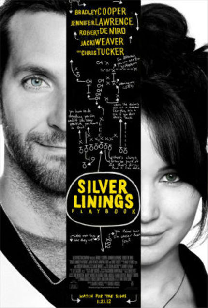 Opening: SILVER LININGS PLAYBOOK Features Terrific, Winning Performances