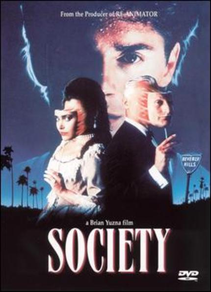 Win Tickets: Terror in the Aisles 13 - Rare Screening of SOCIETY with Director Brian Yuzna in Attendance!