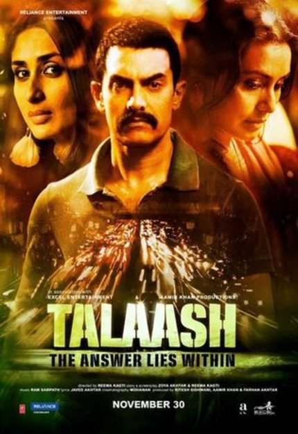 Review: TALAASH Proves That Big Budgets Don't Have To Pander To Tiny Brains