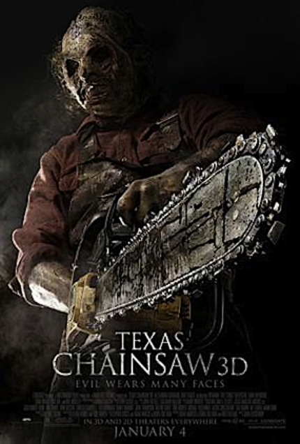 Hey, NYC! Win A TEXAS CHAINSAW 3D Prize Pack
