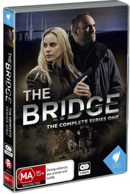 Out Now on Australian DVD: THE BRIDGE Is A Suspenseful And Intelligent Eurocrime Saga