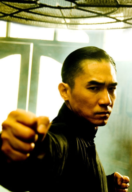 Spectacular Full Trailer for Wong Kar Wai's THE GRANDMASTERS